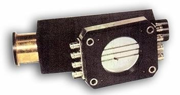 Вариант исполнения рентгеновского кристаллического спектрометра с микроканальной пластиной